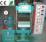 水平な版のゴム製加硫の出版物機械