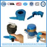 Agua Medidor contra la manipulación del sello de plástico