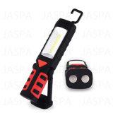 Lâmpada de trabalho do diodo emissor de luz da ESPIGA com ímã e luz de cuidado (31-1CL018)