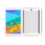 8 PC Android da tabuleta de Caaling do telefone do núcleo 3G do quadrilátero da polegada