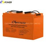 12V 55ah VRLA verzegelde van het Lood de Zure Vrije UPS Batterij van het Onderhoud