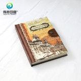 호화스러운 서류상 인쇄 DIY 노트북 일기 앨범 (스티커에)