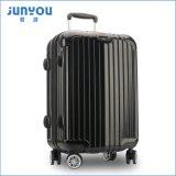 熱く新しい方法車輪およびハンドルの男女兼用のギフトが付いている流行のデザイントロリー荷物のスーツケース