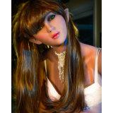 Amerikaans Europees Tan Doll van de Liefde van het Geslacht van de Huid TPE voor Mannetje