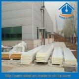 """Panneaux """"sandwich"""" isolés structuraux de toit/mur d'unité centrale de polyuréthane de pièce propre"""