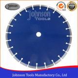 der 350mm Diamant-Schleife Sägeblatt für Beton und Asphalt