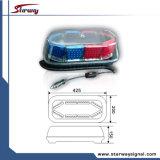 Guides optiques d'avertissement Emergency de police de DEL mini (LED718)