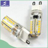 3W Abwechslungs-Birnen-Licht des Silikon-G9 LED
