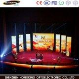Afficheur LED d'intérieur polychrome de qualité pour la publicité