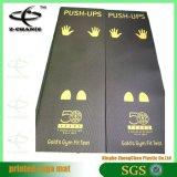 Циновка йоги хорошей циновки йоги печати гимнастики сжатия естественной Multi-Color напечатанная