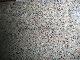 G563 Sanbao Red Granite Azulejo / Losa para escaleras Pasos y pisos y pavimentación de pisos
