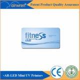 Impresora ULTRAVIOLETA de la tarjeta de la identificación del PVC de la talla de la impresora A3 de la botella de agua de Digitaces