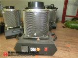 Mini derretimento e máquina de derretimento de bronze