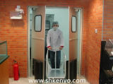 ステンレス鋼またはABSプラスチッククラッシュの豊富な影響のトラフィックのドア