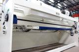 Hydraulische Scherende Machine, de Scherpe Machine van de Plaat van het Staal, de Roestvrije Scherende Machine van de Guillotine