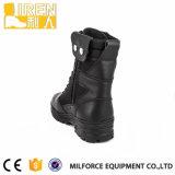 Design de Moda Couro de alta qualidade completa bota militar bota de combate