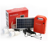 Солнечная электрическая система освещения домочадца для панели солнечных батарей