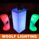 イベントLEDの照明家具LEDの鉄棒の腰掛けのための白熱表
