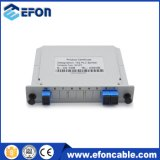 Smart Card Splitter Bloque 1: 32 de fibra óptica PLC Splitter Precio
