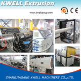 Línea de extrudado de extrudado del tubo del tubo Machine/UPVC del PVC