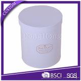 Embalaje de regalo del fabricante por encargo rígida caja de la flor de papel