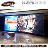 HD 고품질 회의 단계를 위한 실내 P3/P4/P5/6 LED 커튼 전시