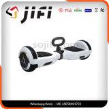Scooters électriques intelligents de Hoverboard de roue du prix usine deux avec l'éclairage LED