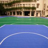 Tegel van de Bevloering van de koppeling de Plastic, de Bevloering van het Tennis van het Basketbal van het Hof van de Sporten van pp