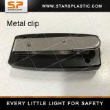Doppeltes versah nachladbares LED-Polizei-Schulter-Licht mit Seiten