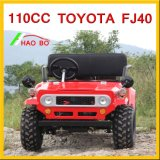Color rojo Land Cruiser 110cc 125cc 150cc 200cc ATV