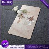 Foshan Juimics 300*450 imperméabilisent la tuile en céramique de mur de salle de bains