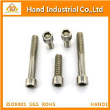 Hastelloy G3 2.4619 Hex Schutzkappen-Schraube der Kontaktbuchse-DIN912