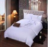 Van het Katoenen van 100% Reeks van uitstekende kwaliteit van het Blad van het Bed van het Linnen Beddegoed van het Hotel de Textiel