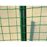 ヨーロッパの溶接された塀(Eurofence) (PVC)