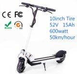 "Da '' ""trotinette"" elétrico Foldable do pneu mini E polegada 10"
