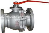 robinet à tournant sphérique à haute pression du flotteur 2500lb