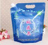 Tülle-Beutel mit Schutzkappen-reinigender Tülle-Beutel-Plastiktaschen