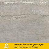 Pierre d'impression numérique Carré rustique en porcelaine Couleur gris clair