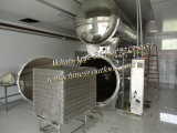PLC de Sterilisator van de Controle voor Voedsel en Drank