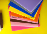 Het bouw Plastic Kleurrijke Blad van de Raad pp Coroplast Corflute Correx van de Bescherming