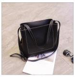 Het eenvoudige Leer van de Schouder Pu van de Manier van de Kleur van het Contrast van het Ontwerp van de Stijl Dame Handbags