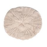 Шлем берета вспомогательного оборудования крышки Beanies способа кабеля зимы женщин теплой связанный закруткой (HW102)