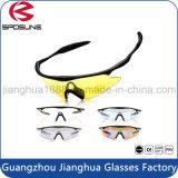 Produtos novos quentes retros de vidros de Sun da compra do PNF do vintage de Dropshipping para os óculos de sol que dão um ciclo óculos de proteção Eyewear da equitação com a lente 5