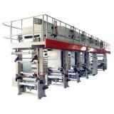 Máquina de revestimento de impressão automática não-tecida com gravura
