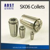 CNC 공구 홀더를 위한 Sk06 시리즈 고속 콜릿
