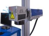 Prato hohe Präzisions-Faser-Laser-Gravierfräsmaschine für Kupfer
