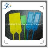 Tag do selo da alta segurança RFID para seguir