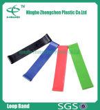 Полоса для полосы простирания йоги тренировки пригодности с логосом печатание