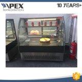 Refrigerador comercial do refrigerador da pastelaria do Showcase do bolo com Ce, CB, Saso