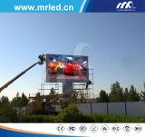 SMD3535를 가진 옥외 풀 컬러 발광 다이오드 표시 스크린 P10.66mm 판매